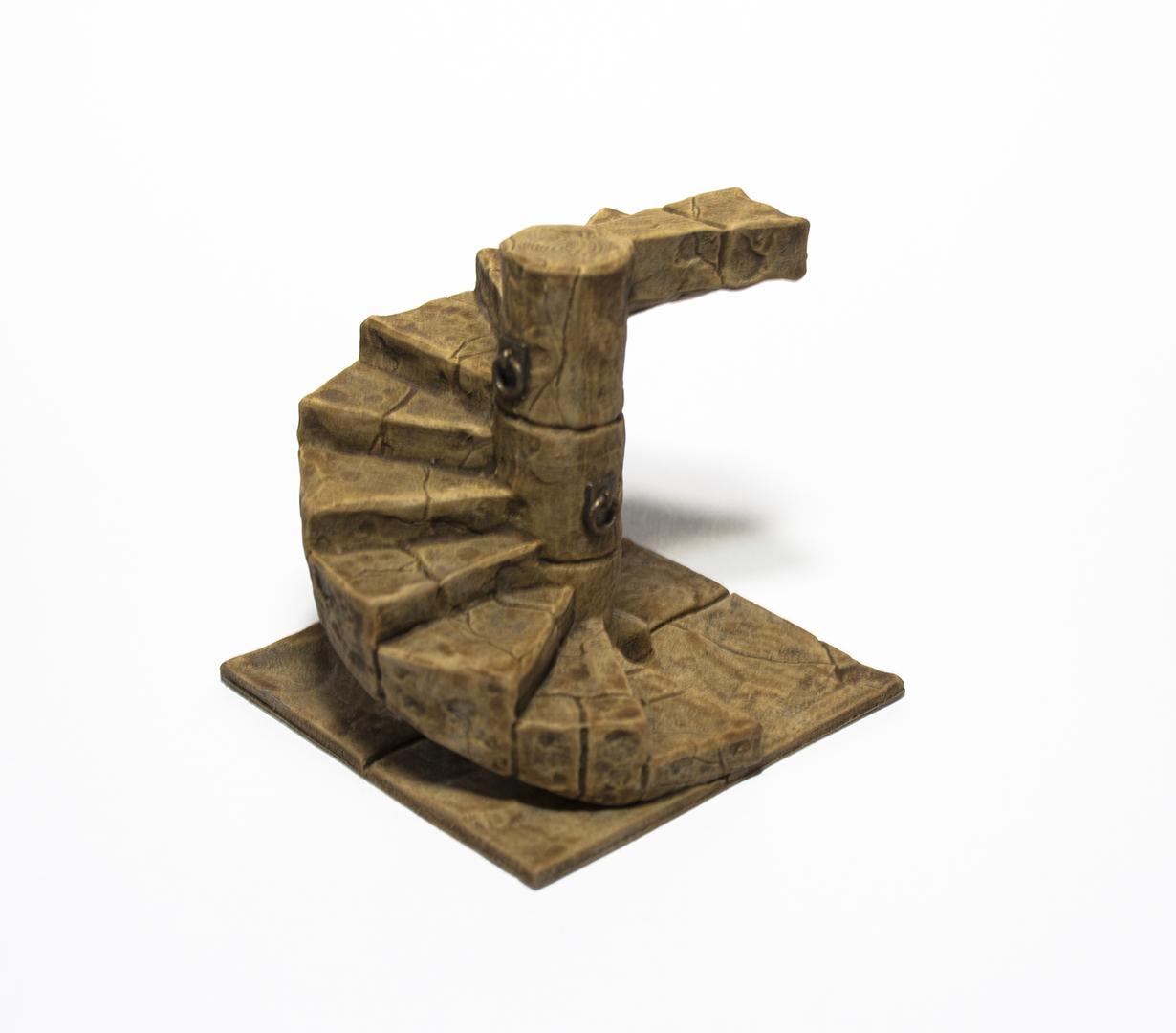 spiralstairssandstone