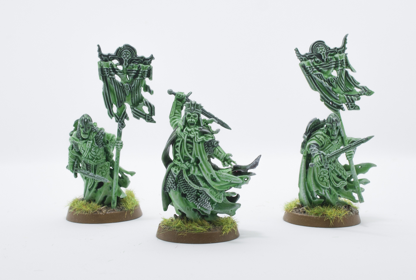Army of the Dead Kings & Heralds